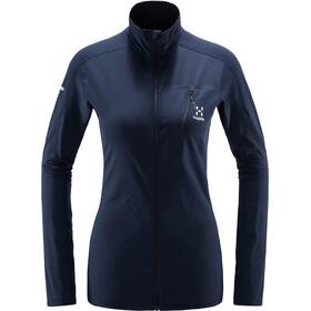 Haglöfs L.I.M Mid Jacket Dame tarn blue